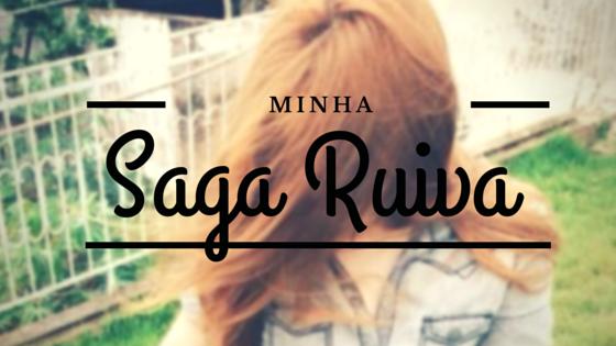 Saga Ruiva - Antes das Cinco