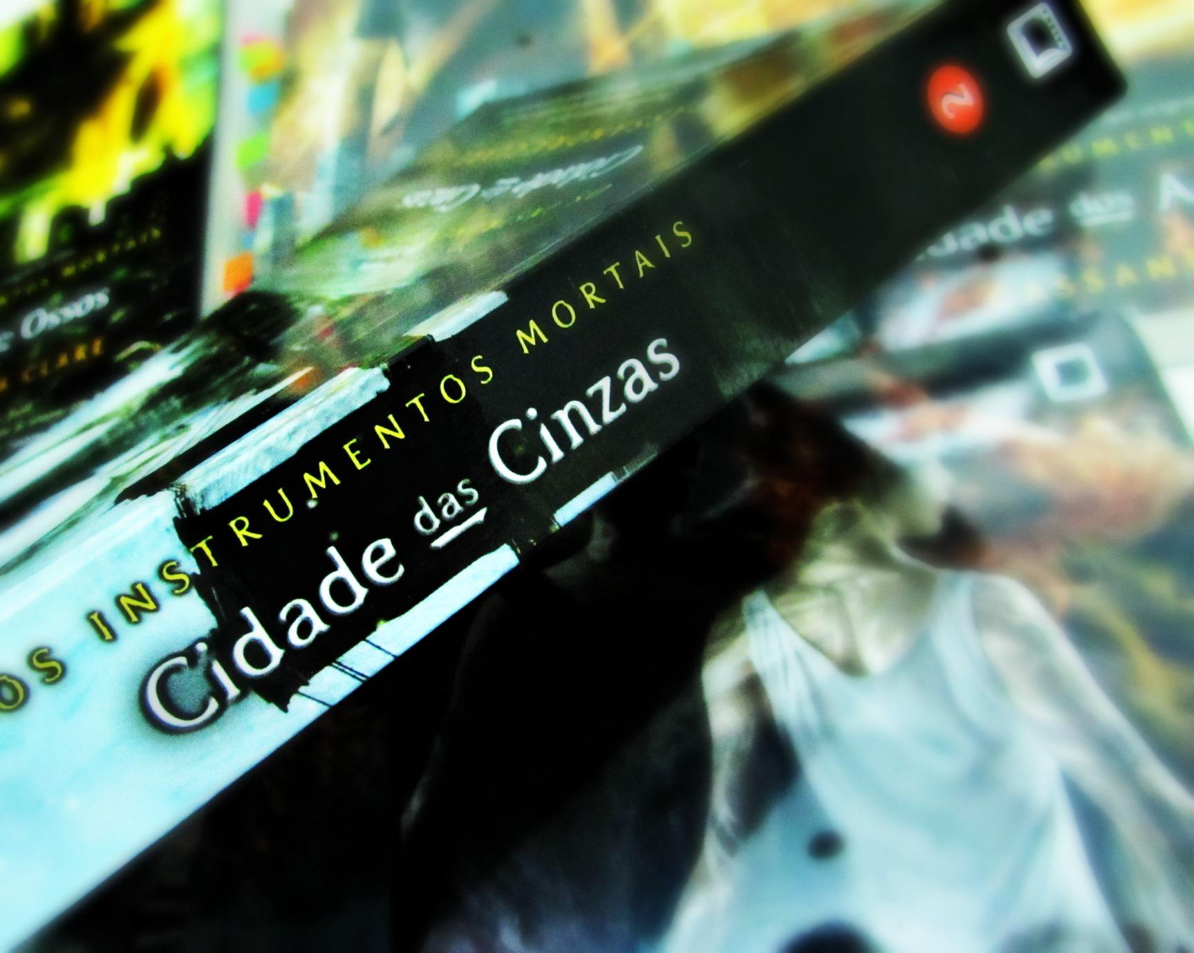 Os Instrumentos Mortais: Cidade das Cinzas