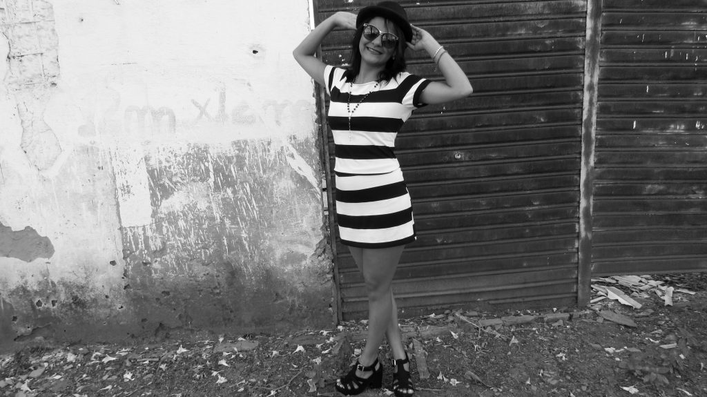 Look do Dia: Stripes!